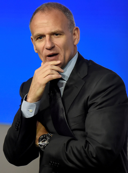 Tesco Group CEO Dave Lewis, who has led a turnaround strategy at the retailer. Photo: Reuters