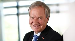 Norwegian CEO Bjorn Kjos