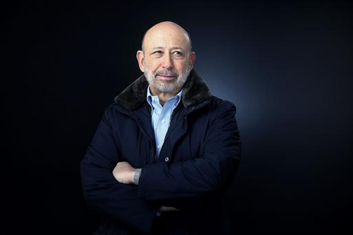 Goldman Sachs boss Lloyd Blankfein has another dig at Brexit on Twitter