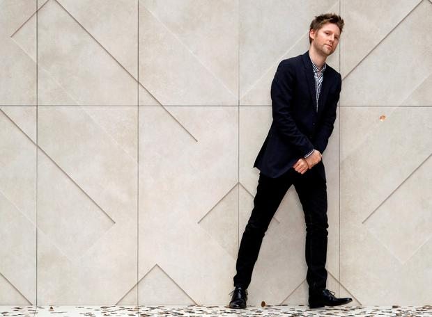 Christopher Bailey made Burberry a global force. Photo: REUTERS