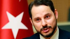 Investors' disappointment over Albayrak is less about his economic credentials than his family pedigree. Photo: Getty Images