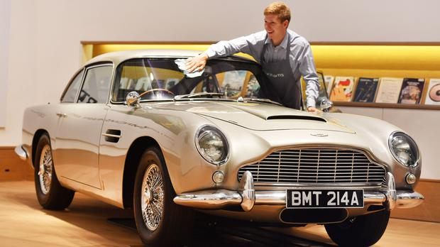 Aston Martin Stock >> Aston Martin Says Stock Market Debut Fully Subscribed