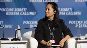 Huawei's chief financial officer Meng Wanzhou. Photo: Reuters