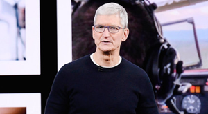 Apple CEO Tim Cook told US Senate hearing of decisions taken in Ireland. Photo: Bloomberg