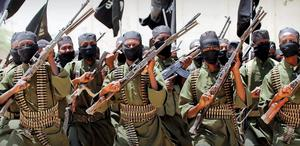 OVER ARMED, OVER THERE: Kenyan police last week found explosives after a series of raids on three mosques in Mombasa, Kenya. They arrested more than 150 people suspected of being supporters of al-Qaeda-affiliated al-Shabab