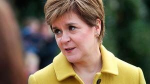 Nicola Sturgeon's SNP emerged one seat short of an outright majority in Scotland's election
