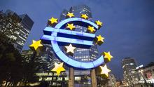 The eurozone economy suffered further collapse in business activity  (stock photo)