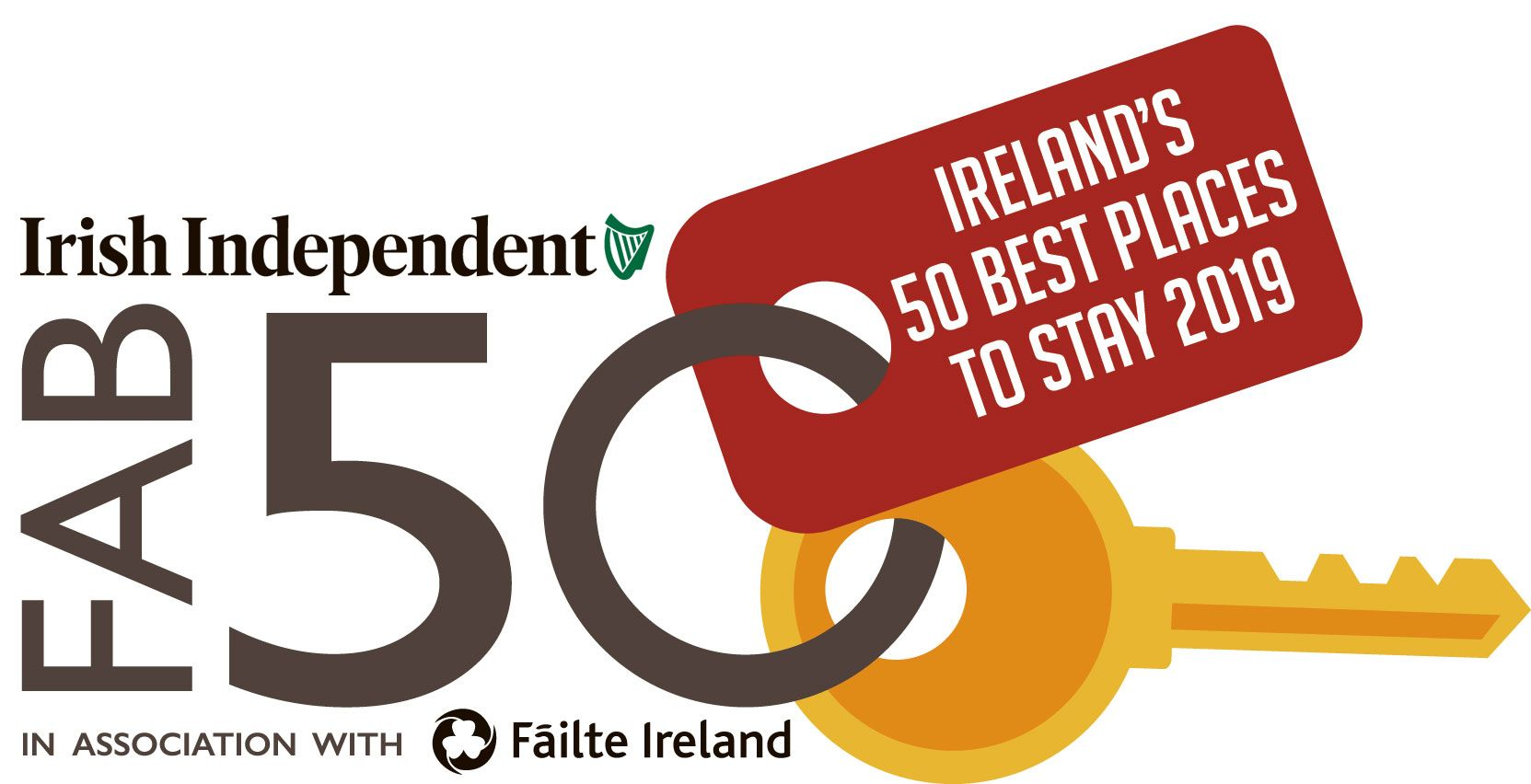 d7893b19ed191 The 2019 tourism season kicks off this weekend, and with it our Fab 50 —  the Irish Independent's annual list of Ireland's best places to stay, ...