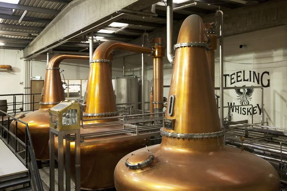 Irish whiskey's Revival rises in Dublin