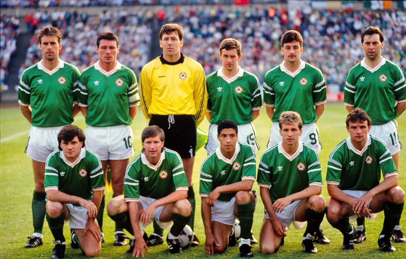 Ferry To Ireland From Holyhead >> The boys in green, Houghton, Euro 88 and one epic journey ...