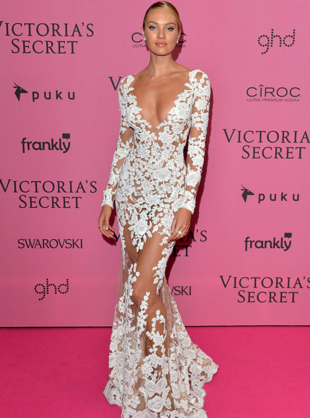 Super Five of our favourite Victoria's Secret Angels on and off the  GD15