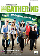 Cover of The Gathering magazine