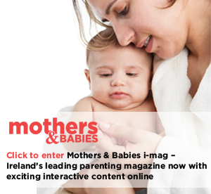 Mothers & Babies interactive magazine promo