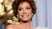 Extraordinary person: Mary Tyler Moore at the Oscars in 1981