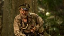 John C Reilly plays a stranded soldier in 'Kong Skull Island'