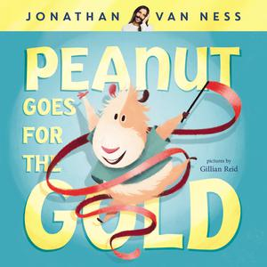 Peanut Goes For the Gold is out now (PR Handout).