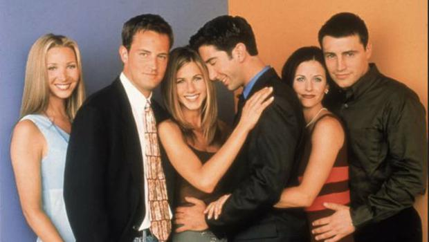 The sitcom Friends has enjoyed a boost in viewing figures since the pandemic started
