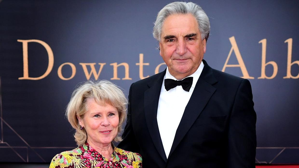 Imelda Staunton and Jim Carter to perform in virtual Christmas show