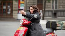 Hero: Melissa McCarthy steals the show as novice agent Susan in comedy caper 'Spy'