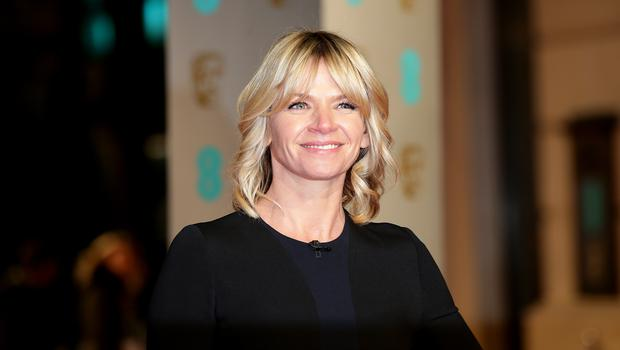 Zoe Ball announced in 2018 that she was celebrating two years of sobriety (Yui Mok/PA)