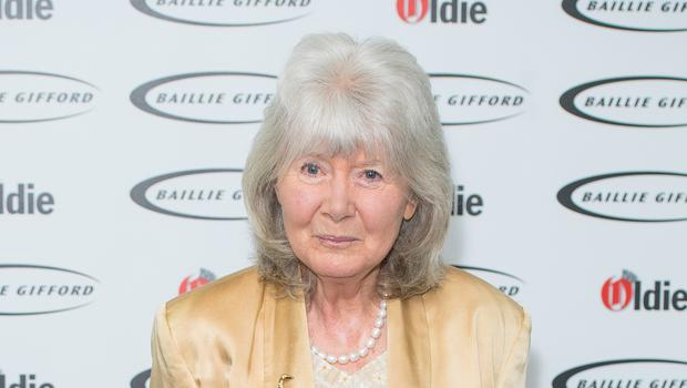 Writer Jilly Cooper (PA)