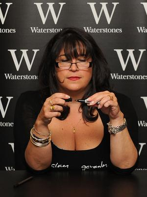 Fifty Shades Of Grey author EL James (Andrew Matthews/PA)