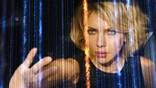 Scarlet Johansson in the movie, Lucy