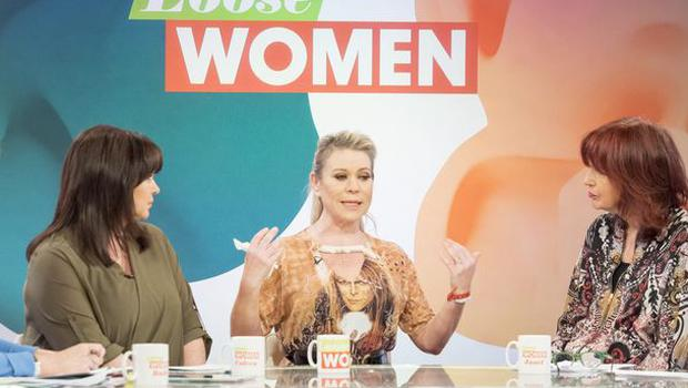 The announcement came after an interview with Tina Malone