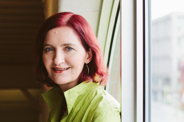 Author Emma Donoghue is working on two new projects. Photo: Punch Photographic.