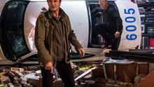 Harmless: Neeson and Kinnerman in Run All Night