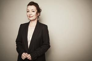 Class acts: Lesley Manville plays the sister of Daniel Day-Lewis in Phantom Thread