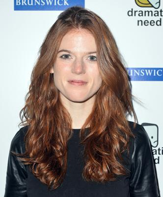 Rose Leslie will be reading a poem (Hannah McKay/PA)