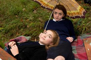 Florence Pugh and Maisie Williams star in 'The Falling'