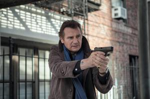 Liam Neeson in A Walk Among the Tombstones
