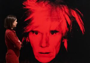 Art fans can enjoy the works of Andy Warhol at the Tate Modern via a virtual tour (Dominic Lipinski/PA)