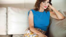 Jennifer Maguire: Top, €190, Alice and Olivia, Brown Thomas; trousers, €50, River Island.