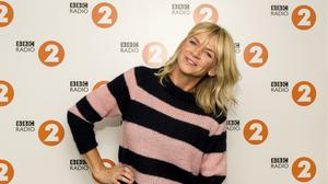 Zoe Ball has dismissed the idea she landed the Radio 2 Breakfast Show because of her gender (Sarah Jeynes/BBC/PA)