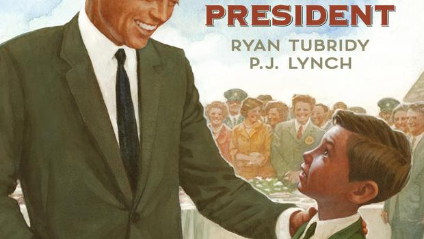 'Patrick and the President' by Ryan Tubridy, with illustrations by PJ Lynch, is published by Walker Books at £12.99