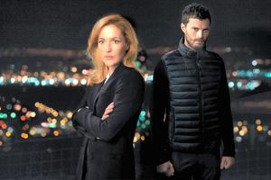 Gillian Anderson and Jamie Dornan star in TV thriller The Fall