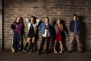 Hit: Channel 4 has a second series of Derry Girls planned