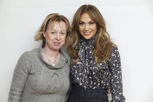 Jennifer Lopez: Always late and the interviews get pushed later and later in the day