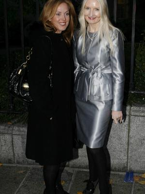 Clelia Murphy and Claudia Carroll
