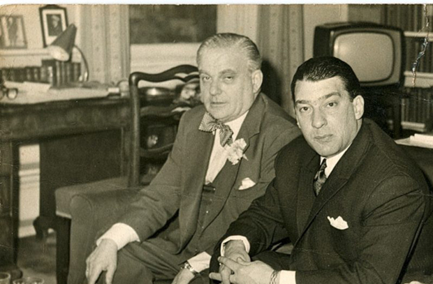 Boothby and Kray
