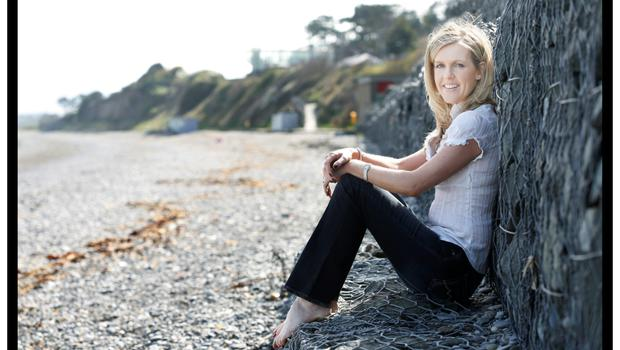 Country life: Author Sinead Moriarty is a Kerry perennial