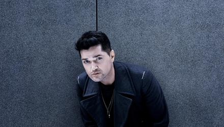 Danny O'Donoghue of The Script photographed by Kevin Westenberg