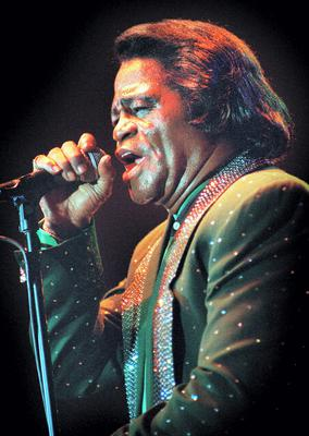 Musical biopics: James Brown's life has been documented for the big screen.