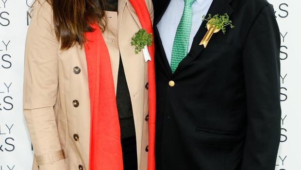 Annalise Murphy, pictured here with her dad, Con.