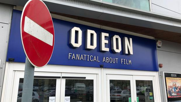 Odeon will reopen most of its cinemas on May 17, the company has confirmed (Andrew Matthews / PA)
