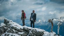 Onni Tommila and Samuel L Jackson star in 'Big Game'