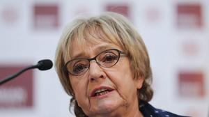 Dame Margaret Hodge warned venues will need to take tough decisions (Yui Mok/PA)